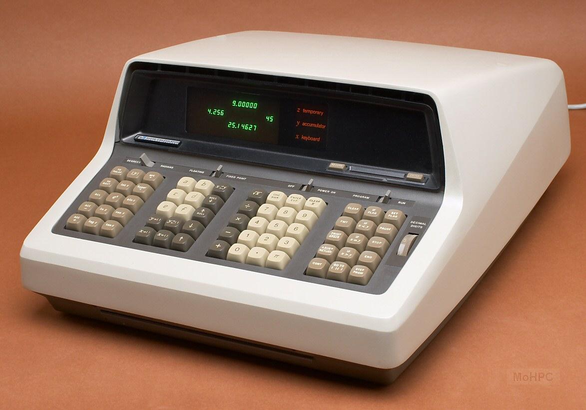 HP 9100A/B