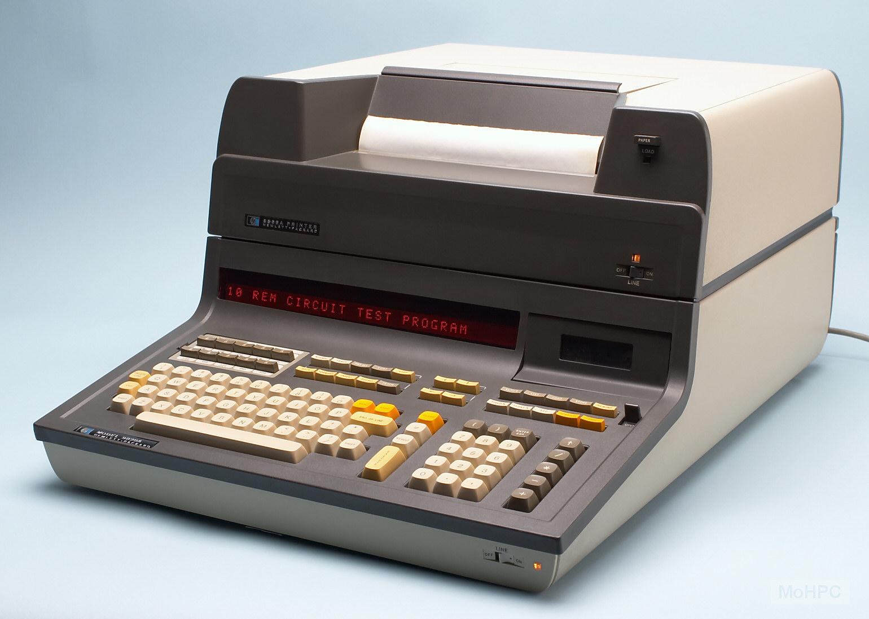 HP 9830A